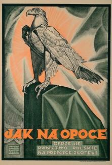 bogdan nowakowski, jak na opoce oprze się państwo polskie na pożyczce złotej!,1920