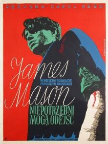 henryk tomaszewski niepotrzebni mogą odejść [odd man out], reż. carol reed, film angielski, 1947