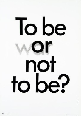 mieczysław wasilewski, to be war(or) not to be?, 1975