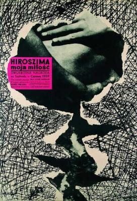 stanisław zagórski hiroszima moja miłość [hiroshima, mon amour], reż. alain resnais, film francusko-japonski, 1960