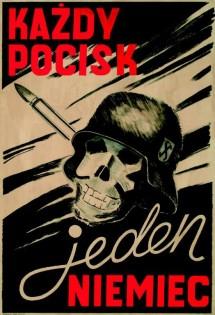 witold chmielewski każdy pocisk jeden niemiec, 1944