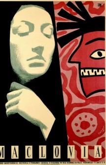 wojciech fangor maclovia, reż. emilio fernandez, film meksykański, 1955