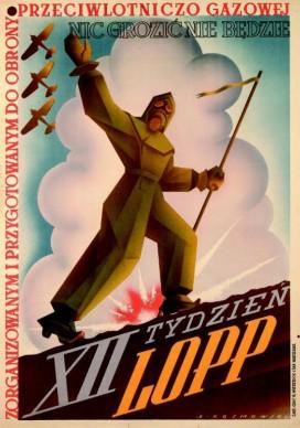 zygmunt kosmowski xii tydzień lopp (...), (1935)
